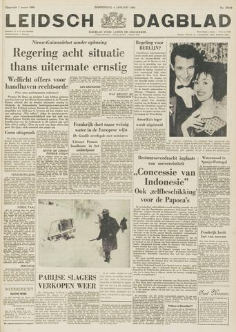 Leidsch Dagblad 1962-01-04