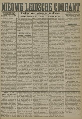 Nieuwe Leidsche Courant 1921-04-11