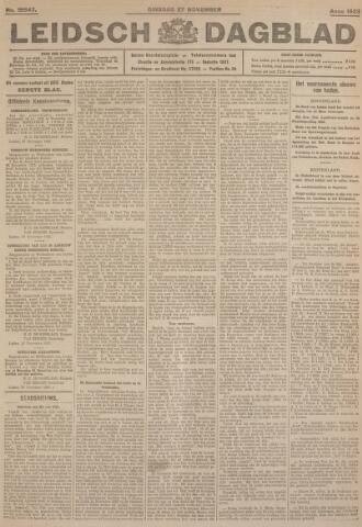 Leidsch Dagblad 1923-11-27