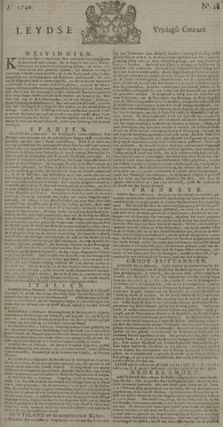 Leydse Courant 1740-03-04