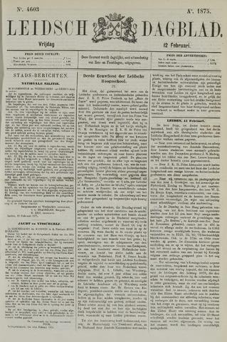 Leidsch Dagblad 1875-02-12