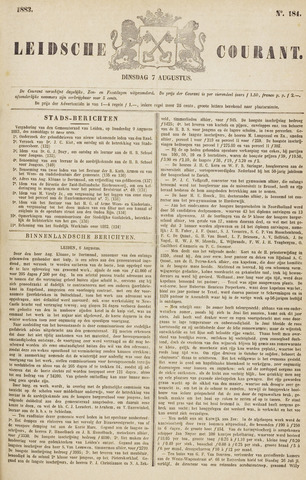 Leydse Courant 1883-08-07