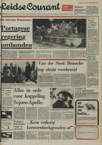Leidse Courant 1975-07-17