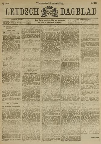 Leidsch Dagblad 1904-08-10