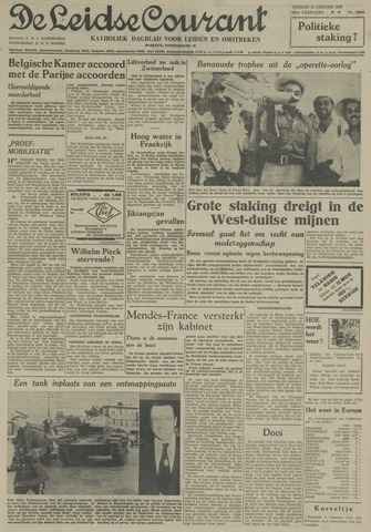 Leidse Courant 1955-01-21