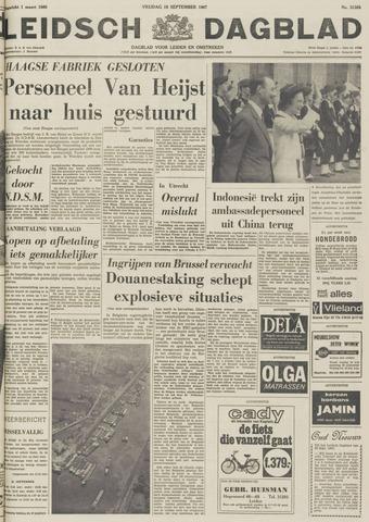 Leidsch Dagblad 1967-09-15