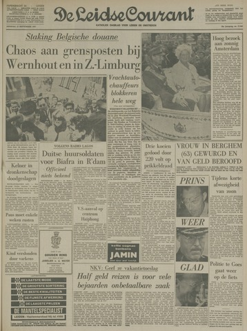 Leidse Courant 1967-09-12