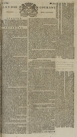 Leydse Courant 1789-10-09