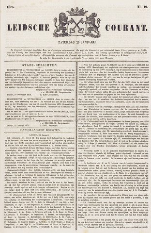 Leydse Courant 1875-01-23