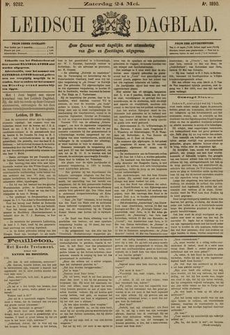 Leidsch Dagblad 1890-05-24