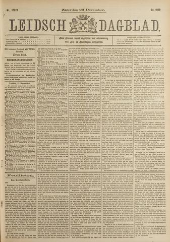 Leidsch Dagblad 1899-12-23