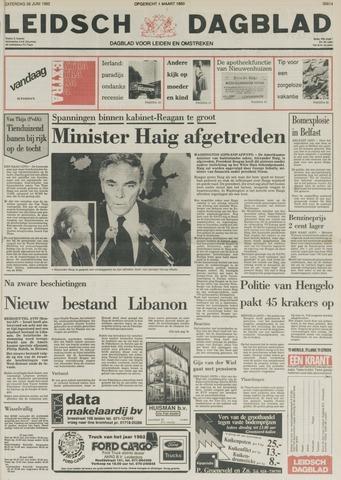 Leidsch Dagblad 1982-06-26