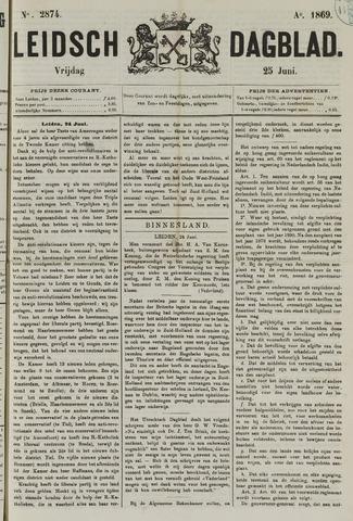 Leidsch Dagblad 1869-06-25