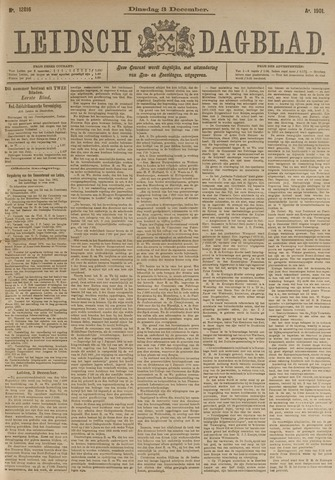 Leidsch Dagblad 1901-12-03