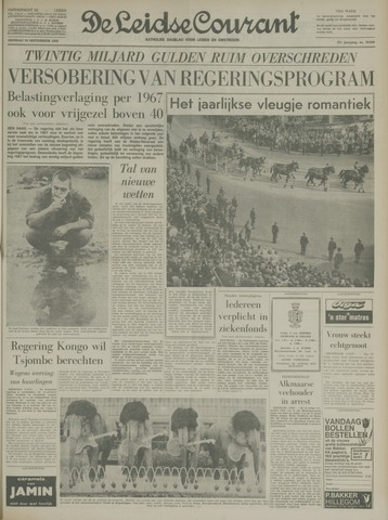 Leidse Courant 1966-09-20