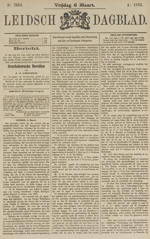 Leidsch Dagblad 1885-03-06