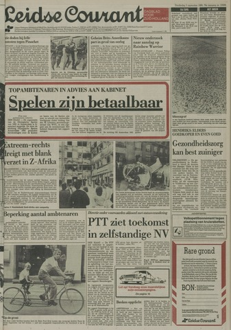 Leidse Courant 1985-09-05