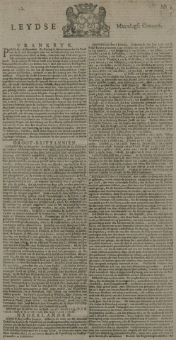 Leydse Courant 1740-01-04
