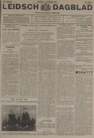 Leidsch Dagblad 1935-10-11