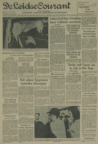 Leidse Courant 1964-05-11