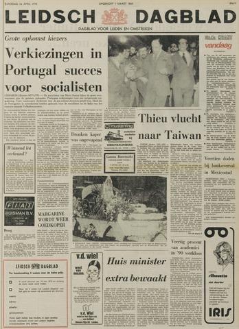 Leidsch Dagblad 1975-04-26