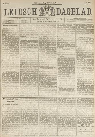 Leidsch Dagblad 1893-10-25