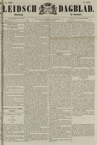 Leidsch Dagblad 1870-01-11