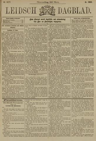 Leidsch Dagblad 1890-05-19