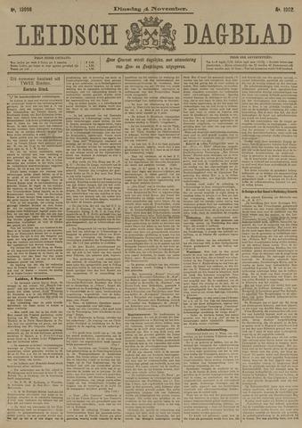 Leidsch Dagblad 1902-11-04