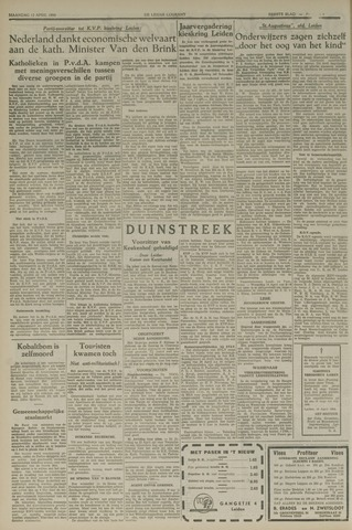 Leidse Courant 1954-04-12