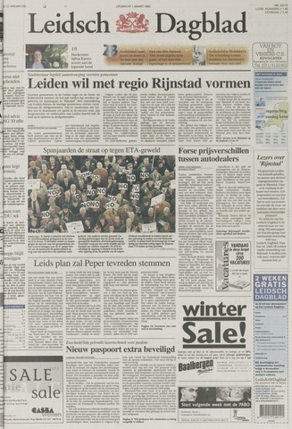 Leidsch Dagblad 2000-01-22