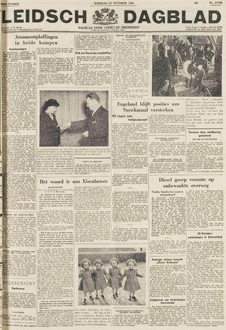 Leidsch Dagblad 1951-10-23