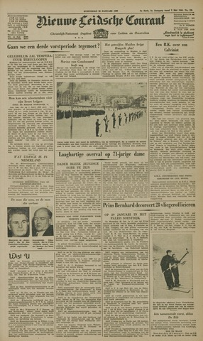 Nieuwe Leidsche Courant 1947-01-22