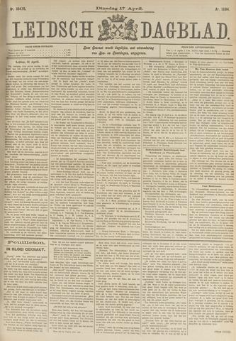 Leidsch Dagblad 1894-04-17