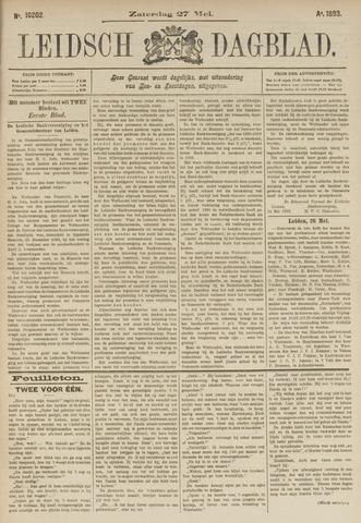 Leidsch Dagblad 1893-05-27