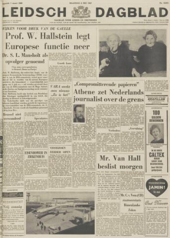 Leidsch Dagblad 1967-05-08
