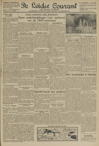 Leidse Courant 1947-08-06