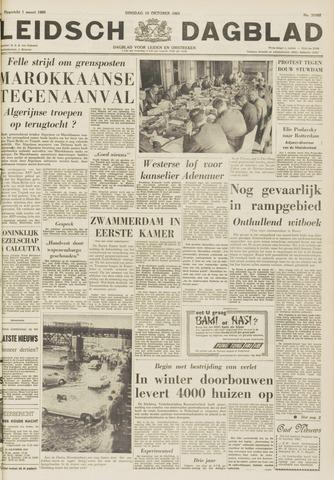 Leidsch Dagblad 1963-10-15