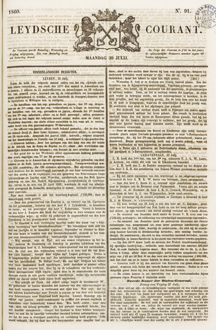 Leydse Courant 1860-07-30