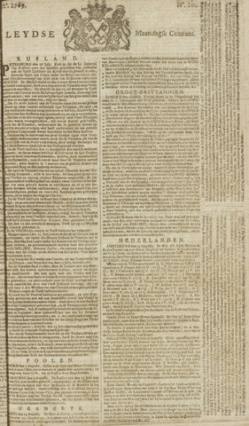 Leydse Courant 1769-08-21