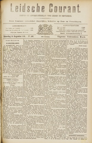 Leydse Courant 1889-08-10