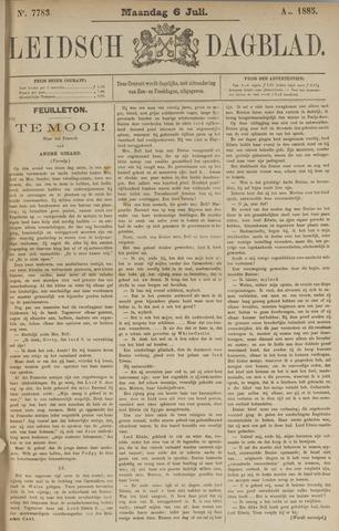 Leidsch Dagblad 1885-07-06