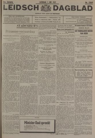 Leidsch Dagblad 1937-05-01