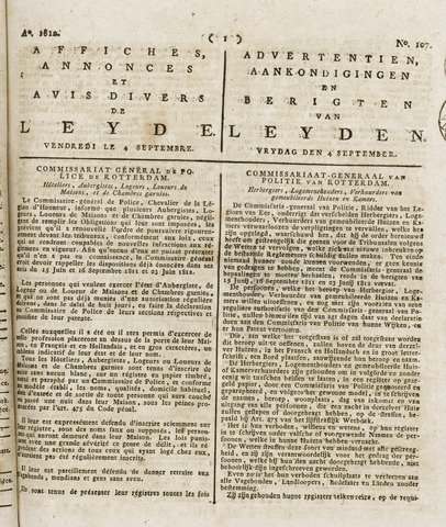 Leydse Courant 1812-09-04
