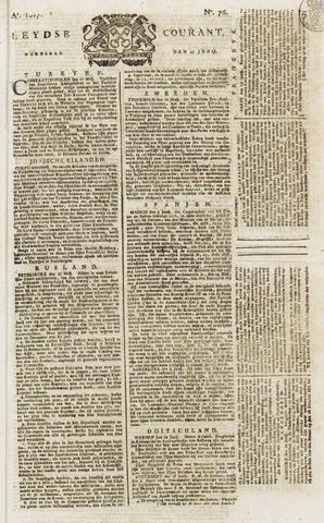 Leydse Courant 1817-06-25
