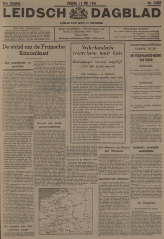 Leidsch Dagblad 1940-05-24