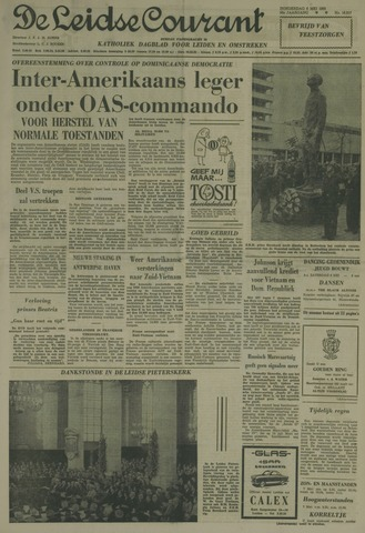 Leidse Courant 1965-05-06
