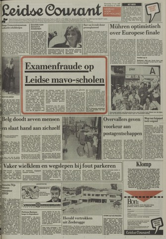 Leidse Courant 1987-05-13