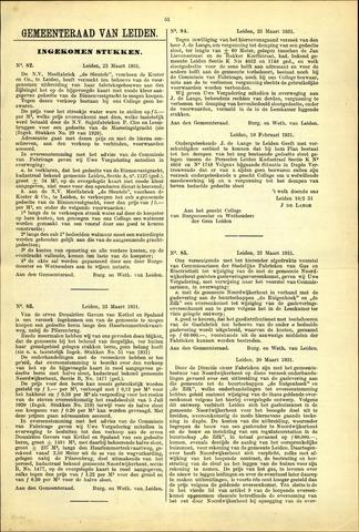 Handelingen van de Raad 1931-03-23