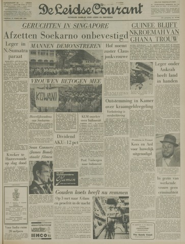 Leidse Courant 1966-02-25